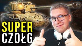 SUPER CZOŁG - World of Tanks