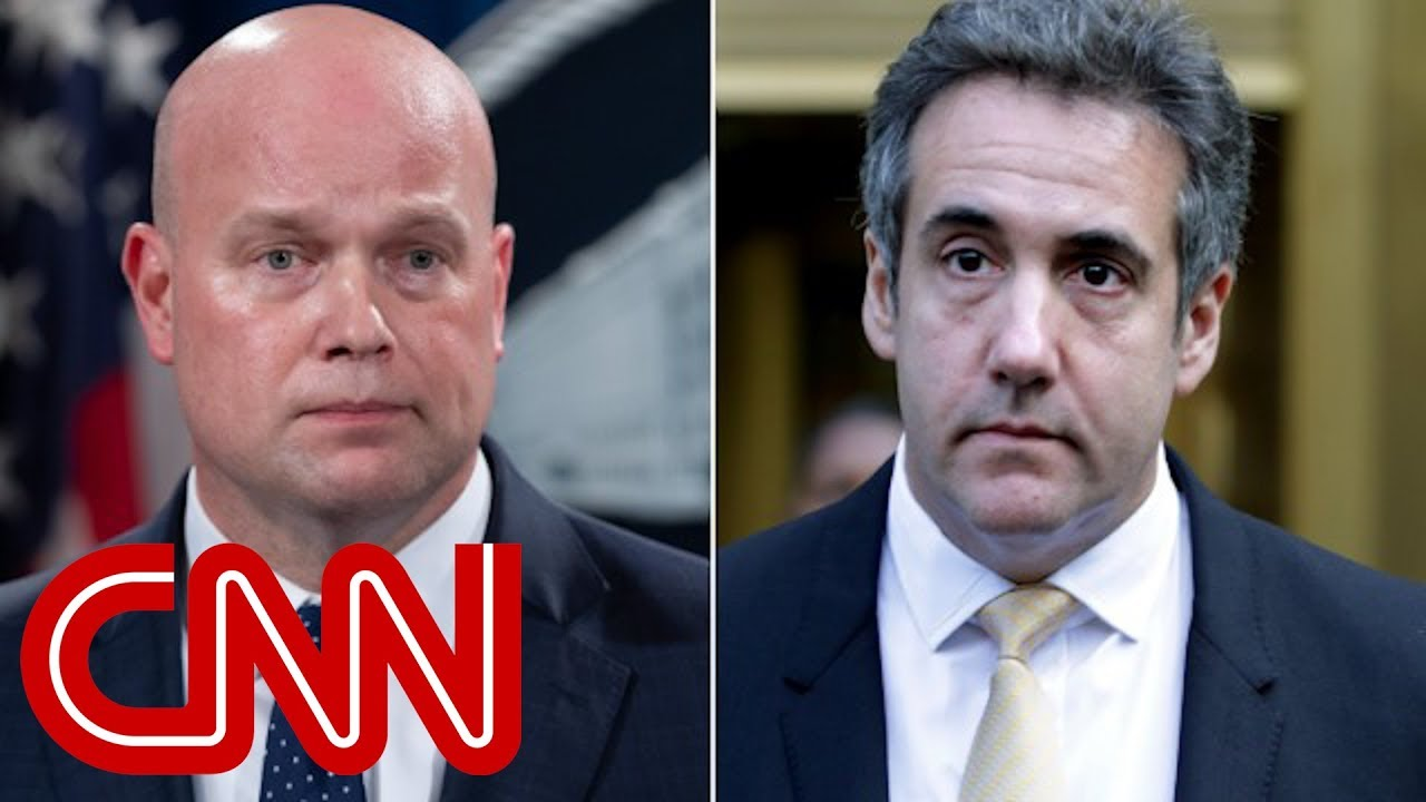 NYT: Trump may have tried to interfere with Cohen investigation