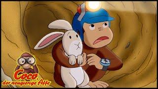 Coco der Neugierige 🐵202 Rettung der Erdhörnchen 🐵 Ganze Folgen 🐵 Cartoons für Kinder🐵Staffel 2