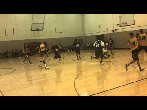 Frederick Moore, 6'5, 2014, D1 Certified Camp Ohio (Oberlin College)