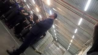 Продуктовый склад Магнит. Увольняют за больничный и невыполнение конских норм