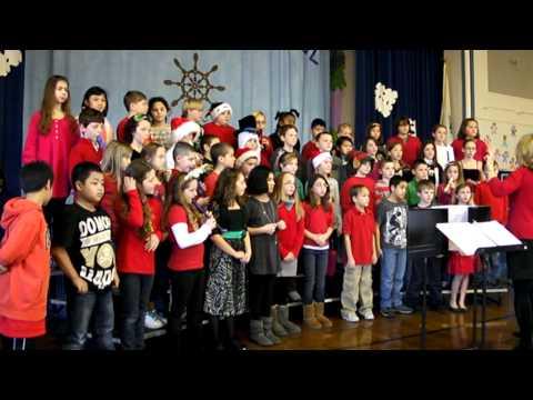 Atherton Hough School 4th Grade - Sing A Song Of Winter