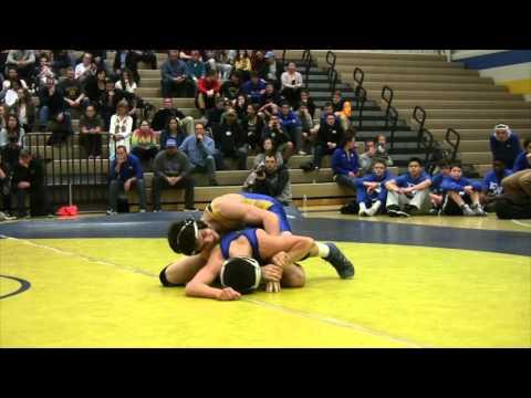 106lbs Lukas Richie decision Doug Zapf 3-1