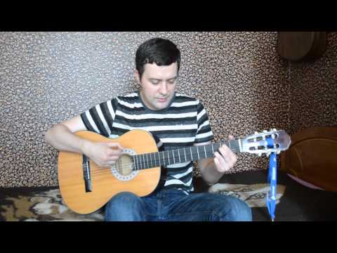 Bob Sinclar - World hold on (acoustic cover by Anatoly Boroniov)