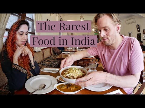 PARSI Food Tour in India (Rare Indian-Iranian Cuisine) #RockEats