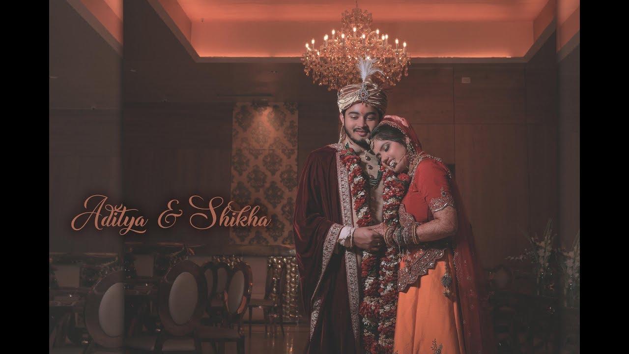 Aditya 🧡 Shikha | Wedding Highlight | Cinematic