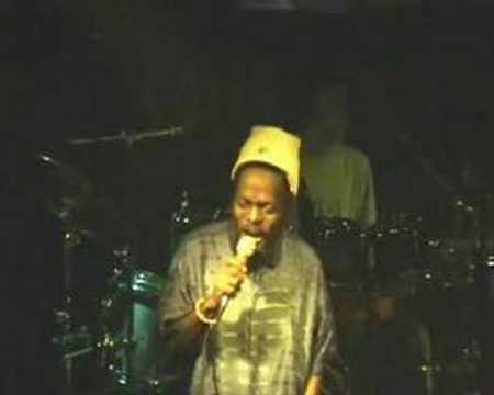 Sylford Walker & NajaVibes - Geneva 2007'