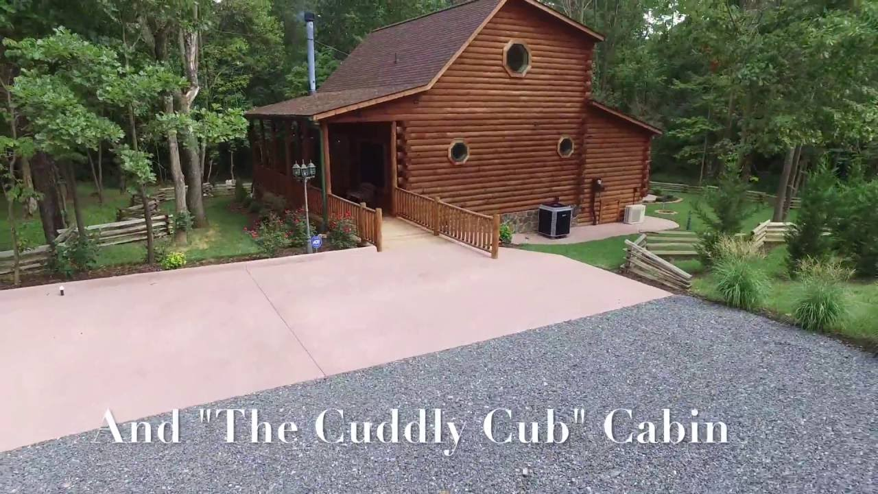 Luxury Cabins Cabins At Deer Run Llc United States