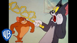 Tom & Jerry | Monster Jerry | Classic Cartoon | WB Kids