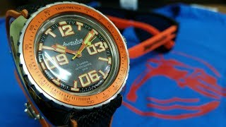 Modification/CUSTOMIZATION of VOSTOK-AMPHIBIAN watches, Components from SERGEY TRIFONOV
