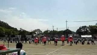 運動会の学年演技でハレ晴レユカイを踊ってみた