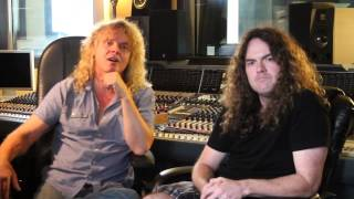 Pledge Music In-Studio Experience - Carl Dixon & Sean Kelly