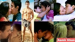 Aamir Khan : Hot Kissing Scene From Qayamat Se Qayamat Tak to PK