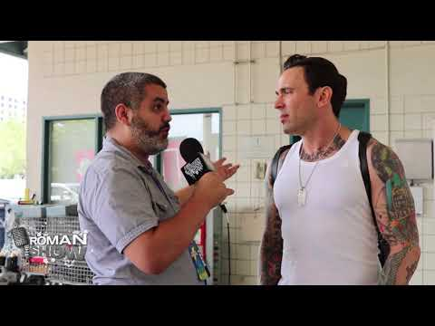 Jason David Frank talks being safety ambassador and wanting mma fight with CM Punk