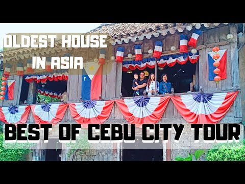 CHEAPEST CEBU DIY CITY TOUR | AIR BNB | CAR RENTAL