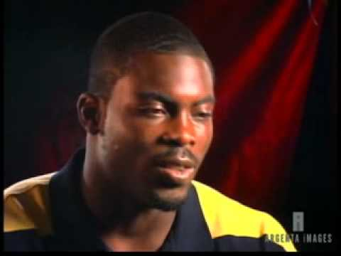 Michael Vick Interview about Steve Young