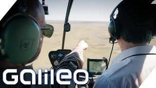 """Die """"Augen""""-Insel in Argentinien   Galileo   ProSieben"""