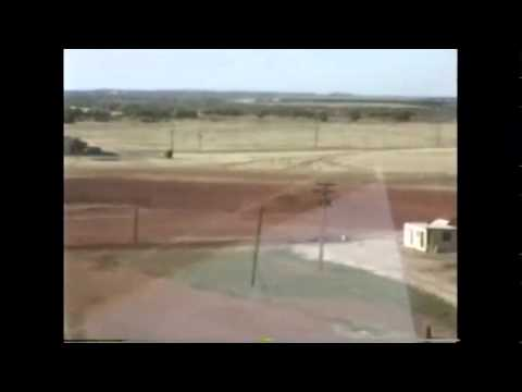 Dyess AFB - Old control tower - Full tour of abandoned facility (1993)