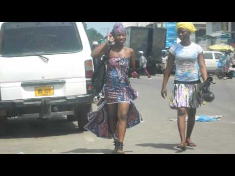 Liberia, Africa 2013