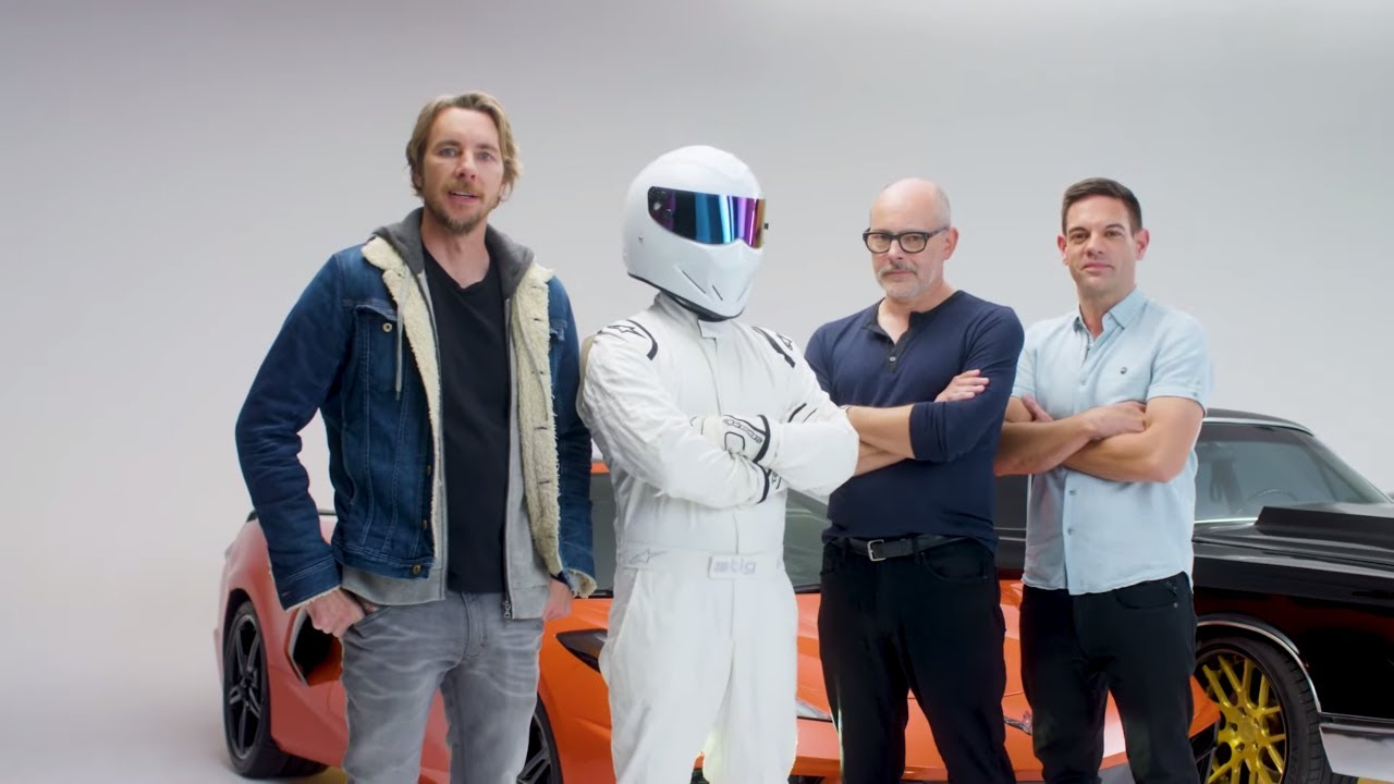 Top Gear America: Behind-the-Scenes!