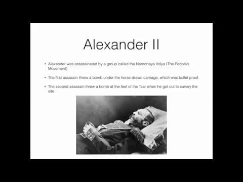 Alexander II Reforms