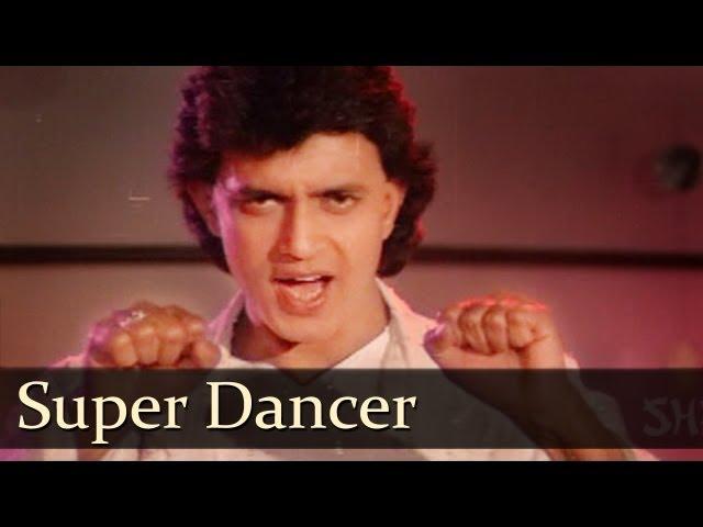 Super Dancer Aaye Hai - Mithun - Smita Patil - Dance Dance - Bollywood Songs - Bappi Lahiri