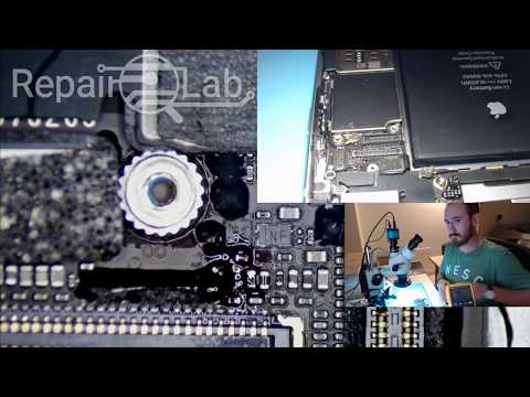 Live iphone 6s plus repairs. Two backlights and a no display.