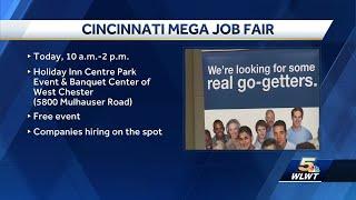 Local companies looking to fill hundreds of jobs at Mega Job Fair