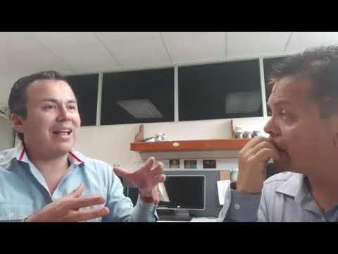Entrevista CON EL  Dr. Gilbert Vela - Director Facultad Ciencias de la Nutricion - UNICACH