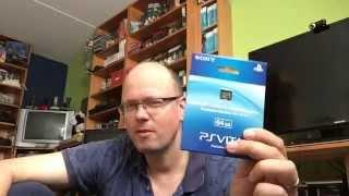 PSVITA 64Gb/Go Memory Card - Buyer Beware  ✅