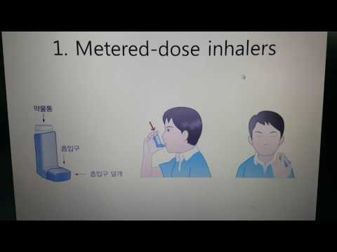 About Drug Delivery of Asthma