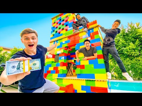 last-to-leave-giant-lego-house-wins-$10,000
