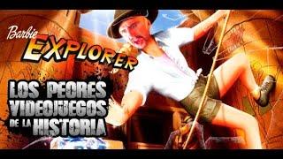 Los Peores Videojuegos de la Historia: Barbie Explorer