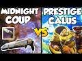 Gambar cover Midnight Coup vs PRESTIGE Calus! 1 Phase Destiny 2