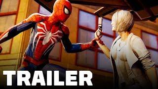 Marvel's Spider-Man - Silver Lining: DLC Trailer