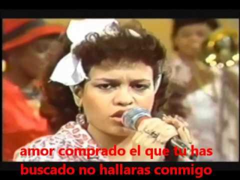 las chicas del can - Besos callejeros karaoke sin voz .wmv
