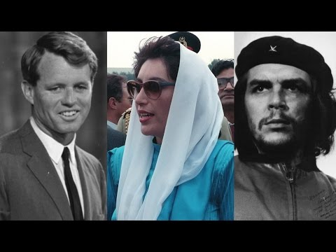 Top 10 Political Figures Who Died Too Soon