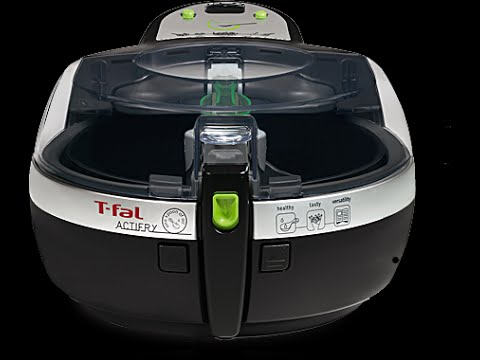T-Fal ActiFry Review and Demo