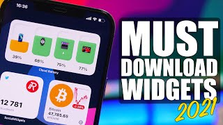 IOS 14 WIDGETS - You MUST Download In 2021