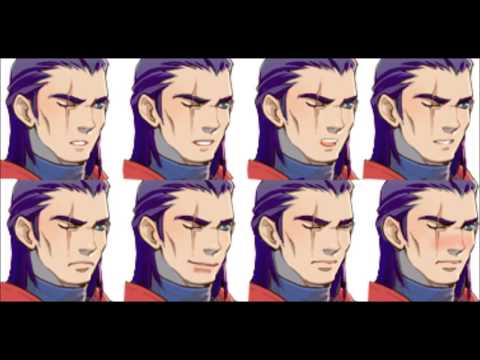 Face-set Art Pack! Ethnic and Black Videogame Characters