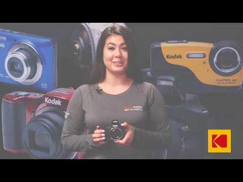 KODAK PIXPRO FZ152 Friendly Zoom Feature Video