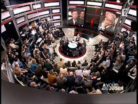 A vous de juger avec Jean-Marie Le Pen le 16/11/2006