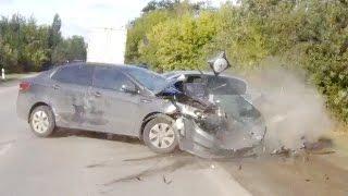 Жесткие аварии Сентября третья неделя  Channel Жёсткие аварии