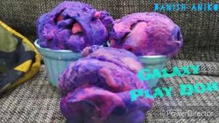 How to Make PLAY DOH NO COOK NO TARTAR