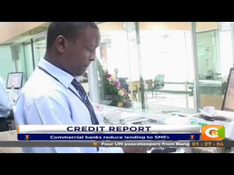 Central Bank of Kenya releases Credit report