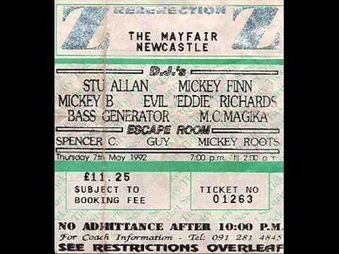 Best of Rezerection @ The Mayfair, Newcastle 1991