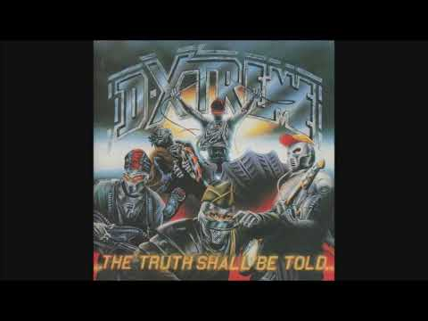 D-XTREME - The truth shall be told - 1990 (Full album)
