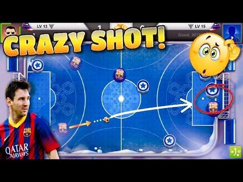 Soccer Stars - AMAZING MESSI SNIPER GOAL! | Best Goals Ever! Barcelona Team