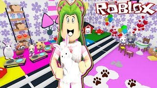 🐶 ABRO MY NEW CARE FOR PETS🐾EN ADOPT ME🌈- ROBLOX
