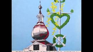 Leksands brudmarsch - Leksands Sockenspelmän med ackompagnemang av kyrkorgeln 1965